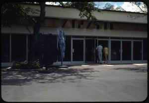 Primary view of object titled 'Italia Pavilion at HemisFair '68'.