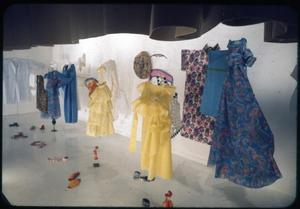 Primary view of object titled 'Dress Exhibit at HemisFair '68'.