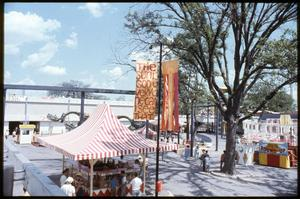 Primary view of object titled 'Fiesta Island-food and games at HemisFair '68'.