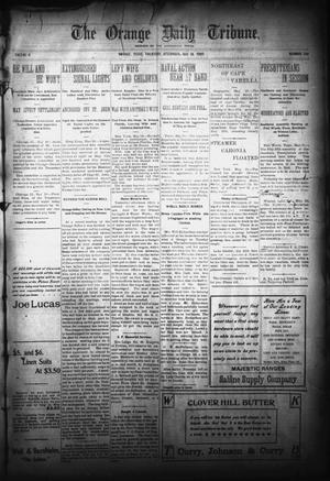 Primary view of object titled 'The Orange Daily Tribune. (Orange, Tex.), Vol. 4, No. 219, Ed. 1 Thursday, May 18, 1905'.