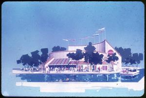 Primary view of object titled 'The Coca Cola Pavilion at HemisFair '68'.