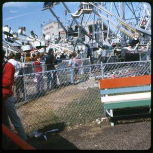Primary view of object titled 'Amusement rides'.
