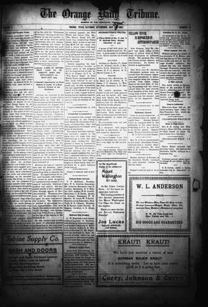 Primary view of object titled 'The Orange Daily Tribune. (Orange, Tex.), Vol. 5, No. 14, Ed. 1 Saturday, July 29, 1905'.