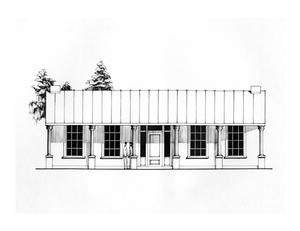 Primary view of object titled 'Building : Tynan House'.