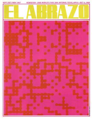 Primary view of object titled 'El Abrazo Sept/Oct/Nov 1967'.