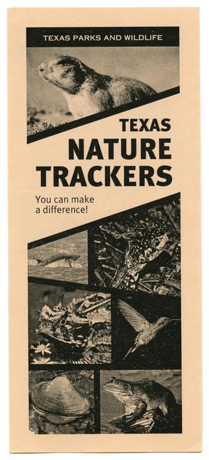 Primary view of Texas Nature Trackers