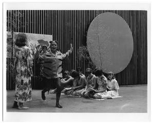 Primary view of object titled 'Actors at HemisFair '68'.