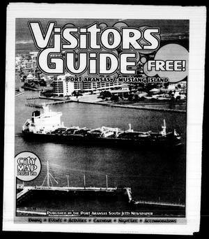 Primary view of object titled 'Visitors' Guide [Fall 2003] (Port Aransas, Tex.)'.