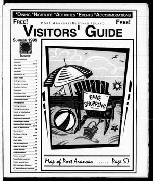 Primary view of object titled 'Visitors' Guide Summer 1999 (Port Aransas, Tex.)'.