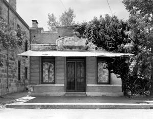 Primary view of object titled '[Post Office, (North elevation)]'.
