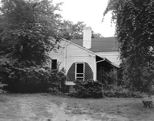 Primary view of object titled '[T.P. Collins House]'.
