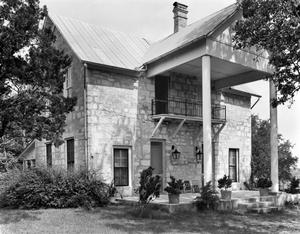 Primary view of object titled '[Herff House]'.