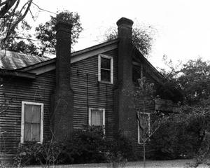 Primary view of object titled '[McFarlane House, (North elevation)]'.