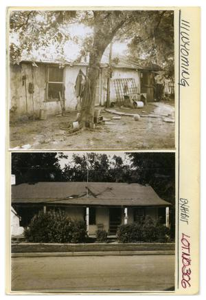 Primary view of object titled '111 Wyoming Lot No. 306-single family dwelling'.