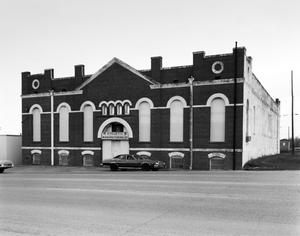 Primary view of object titled '[Craddock Grocery, (North elevation)]'.