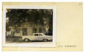 Primary view of object titled '201 Wyoming Lot No. 373-Amaya Food Market'.