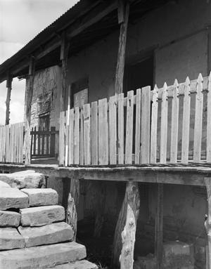 Primary view of object titled '[Whetstone Ranch House]'.
