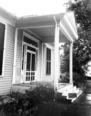 Primary view of object titled '[Monroe-Cook House]'.