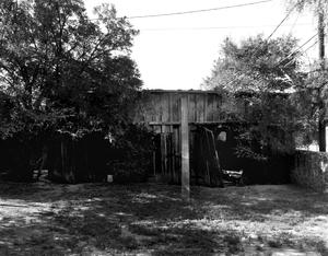 Primary view of object titled '[Potton-Hayden House, (Outbuilding)]'.