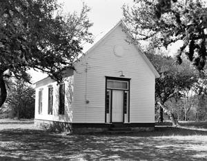 Primary view of object titled '[Methodist Episcopal Church]'.