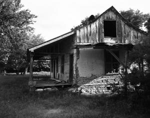 Primary view of object titled '[August Faltin House, (Southeast oblique)]'.