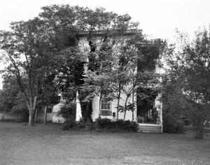 Primary view of object titled '[Kendall Inn, (East elevation)]'.