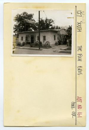 Primary view of object titled '127 South Lot No. 161-Four Brothers Steak House'.