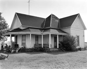 Primary view of object titled '[Ollie Jobe House]'.