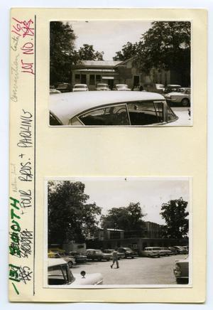 Primary view of object titled '131 South Lot No. 161-Four Brothers & Parking'.