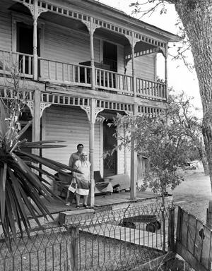Primary view of object titled '[Cas Stevens House]'.