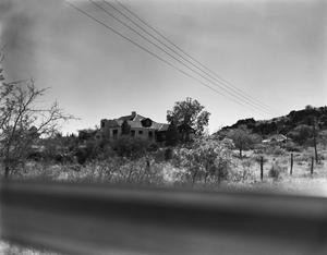 Primary view of object titled '[J.K. Stewart Residence]'.