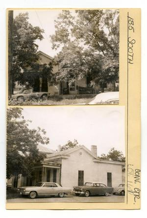 Primary view of object titled '135 South Lot No. 161- multi-family dwelling'.
