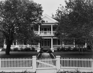 Primary view of object titled '[Henry C. Coates House]'.