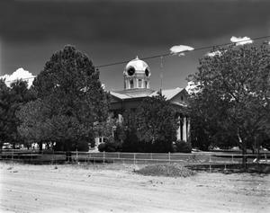 Primary view of object titled '[Jeff Davis County Courthouse]'.