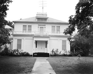 Primary view of object titled '[A.T. Monroe House]'.
