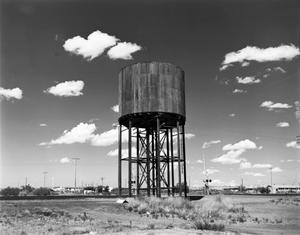 Primary view of object titled '[Fort Hancock Water Tower]'.