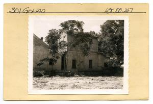 Primary view of object titled '301 Goliad Lot No. 267-multi-family dwelling'.