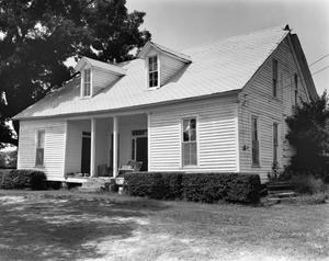 Primary view of object titled '[Attaway Family House]'.