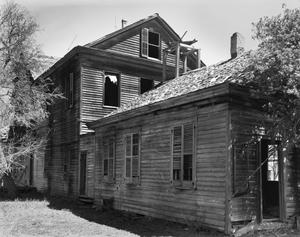 Primary view of object titled '[John Ruckman House]'.