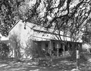 Primary view of object titled '[Karl Schilling Residence]'.