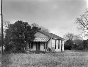 Primary view of object titled '[Old School House]'.