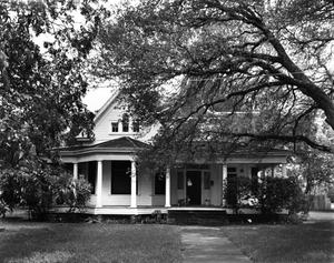 Primary view of object titled '[E.T. Rose, Sr. House]'.