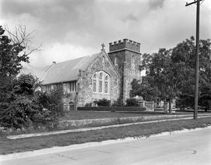 Primary view of object titled '[Saint Helena Episcopal Church]'.