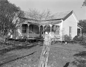 Primary view of object titled '[William T. Edge House]'.
