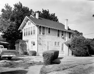 Primary view of object titled '[L. S. Carothers House]'.