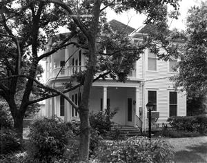 Primary view of object titled '[John F. Young House]'.
