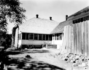 Primary view of object titled '[Sproul House]'.