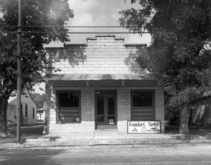 Primary view of object titled '[Pfeiffer Store, (South elevation)]'.