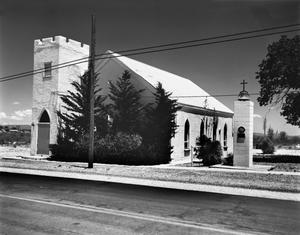 Primary view of object titled '[Methodist Church]'.