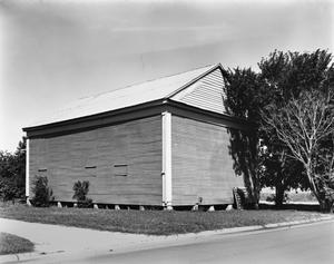 Primary view of object titled '[Texana Presbyterian Church]'.